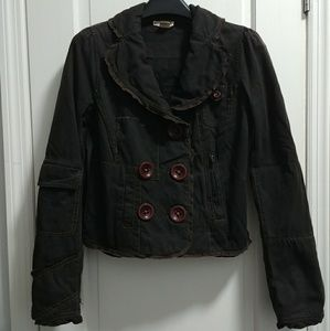 ANTHROPOLOGIE Ett Twa Jacket